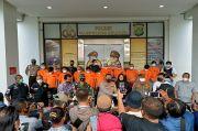 Panglima FBR Tangsel Daeng Fery Ditangkap terkait Rentetan Bentrokan Antarormas