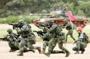 Soal Invasi, Menhan Taiwan: Berapa Lama China Ingin Bertempur?