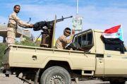 Terbang di Atas Istana Presiden, Drone Houthi Ditembak Jatuh Pasukan Yaman