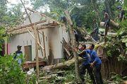 Kerugian Akibat Bencana Alam di Pangandaran Selama 2021 Capai Rp236.550.000