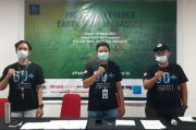 Earth Hour Makassar Ajak Warga Padamkan Lampu Sejam