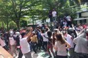Polisi Tetapkan Satu Tersangka Kasus Demo Pekerja Hiburan di Balai Kota