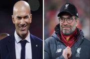 Duel Tim Langganan Juara, Begini Reaksi Zidane