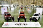 Pabrik Mitsubishi Thailand Sukses Produksi 6 Juta Unit Mobil