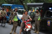 Tak Bermasker, 43 Warga Tambora Ditindak Petugas