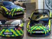 Polisi Portugal Ubah Nissan GT-R Sitaan Jadi Mobil Pengantar Organ
