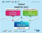 Ingat, Besok Pengumuman SNMPTN 2021, Ini Link-nya