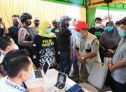 Gubernur Khofifah Sebut Pedagang Pasar Prioritas Penerima Vaksinasi COVID-19