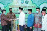 Kafilah Segeri Juara Umum STQ Tingkat Kabupaten Pangkep