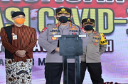 Kapolda Sumut Perintahkan Perketat PPKM Mikro di 6 Wilayah Zona Hijau