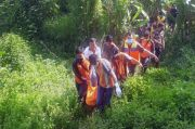 Lompat ke Sungai Bah Bolon, Terduga Curanmor yang Dikejar Polisi Ditemukan Tewas
