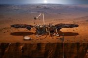 Data Pesawat Ruang Angkasa NASA Insight Ungkap Ukuran Inti Planet Mars