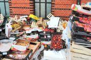 Warga Dunia Buang Makanan 931 Juta Ton di Tengah 690 Juta Orang Kelaparan
