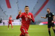 Bayern Lumat Stuttgart: Lewandowski Hat-trick, 5 Gol Lagi Samai Rekor Gerd Mueller