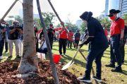 Politik Hijau PDIP lewat Tanam Pohon dan Cinta Lingkungan