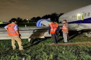 Capt Nurcahyo dari KNKT Pimpin Investigasi Tergelincirnya Trigana Air di Bandara Halim