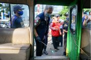Cegah Penularan Covid-19, Organda Semprot Angkot di Bogor dengan Disinfektan