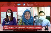 Vaksinasi dan Jaga Protokol 3M Bantu Percepat Pemulihan Ekonomi