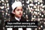 Masya Allah, Anak ini Gambarkan Fisik Nabi Muhammad Secara Detail