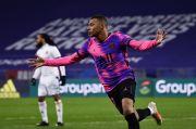 Cetak 100 Gol di Ligue 1, Mbappe: Itu Bagian dari Sejarah