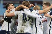 Kane Girang Tottenham Kembali ke Jalur Kemenangan