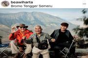 Jurnalis Senior Don Hasman Posting Foto Kebersamaan dengan Herman Lantang