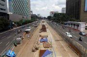 Ada Proyek MRT Fase 2, Begini Rekayasa Lalin di Jalan MH Thamrin