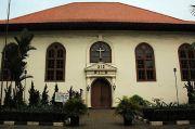 Gereja Sion Diresmikan Tahun 1695, Terkenal dengan Nama Gereja Portugis