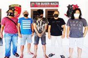 Polisi Tangkap Residivis yang Pernah Gelapkan Motor Baim Wong