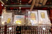 Harga Emas di Hari Senin Menyusut Rp3.000 per Gram