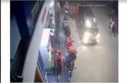 Viral, Pengendara Motor Diduga Pukul Petugas SPBU Karang Pilang