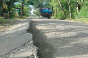 Banyak Jalan Rusak, Warga Blitar Kompak Bikin Sindiran Wisata Jeglongan Sewu