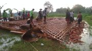 Puting Beliung Hajar Dua Kecamatan di Blora, Satu Rumah Rata dengan Tanah