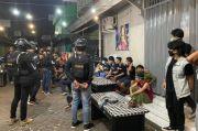 Picu Kerumunan, Festival Musik Tak Berizin di Makassar Dibubarkan Polisi