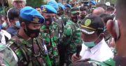 Puluhan Anggota TNI AU Adang Eksekusi Rumah dan Lahan di Medan