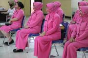 25 Pengurus Bhayangkari Polres Mura Divaksinasi Sinovac Tahap Pertama