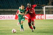 Piala Menpora 2021: 10 Pemain Persebaya Bungkam Persik Kediri
