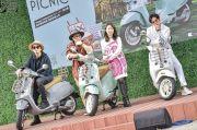 Vespa Primavera Picnic Edition Goda Anak Tongkrongan Biar Tambah Nge-Hit
