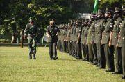 Pangdam Jaya Lantik 130 Siswa Dikmaba TNI AD Otsus dari Kodam XVIII Kasuari