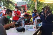 Salam Otomotif Gelar Donor Darah dan Uji Emisi di Cibubur