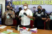 Ambil 944 Butir Ekstasi di Depan PN Jakpus, Kurir Narkoba Digelandang Polisi