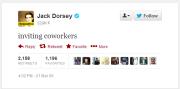 Menakjubkan, Twit Pertama Bos Twitter Laku Rp41 Miliar
