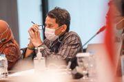 Sandiaga Uno Memperkenalkan Diri Sebagai Chief Marketing Influencer Garuda Indonesia