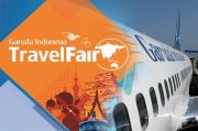 Garuda Indonesia Gandeng Bank BCA Gelar Garuda Online Travel Fair, Simak Benefitnya