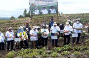 Menko Luhut Puas Progres Pengembangan Food Estate Humbahas