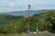 Delapan Desa di Perbatasan RI-Malaysia Kini Tak Kegelapan Lagi