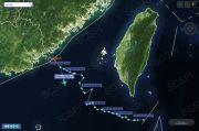 AS Kian Nekat, Pesawat Mata-matanya Dekati China dalam Jarak 46,8 Km