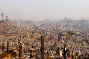 15 Orang Tewas dan 400 Orang Hilang dalam Kebakaran Kamp Rohingya