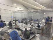 Mengenaskan, Kondisi Terbaru Pusat Penahanan Migran Era Biden
