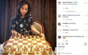 Akun Instagram Diserbu Penggemar, Chelsie Monica Ajak Masyarakat Cintai Olahraga Catur